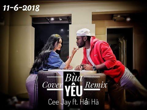Bùa Yêu (Remix Rap) - Cee Jay ft. Hải Hà | CEE JAY OFFICIAL