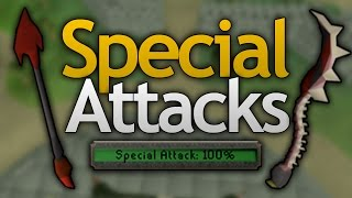 Every Special Attack in OSRS