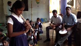 The Parallel Versing Project by Beyond Skin (N.Ireland) and The Music Project (Sri Lanka)