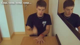 Piosenka z nożem ♫ Knife Game Song po polsku | Cięty Vlog (Jacek Makarewicz)