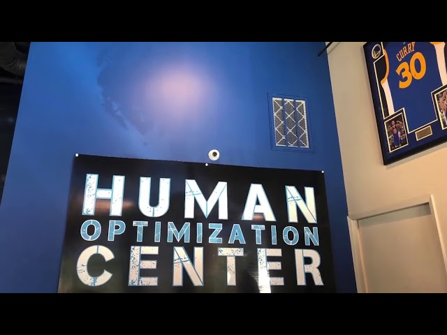 Checking out the Human Optimization Center