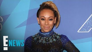 "Mel B Hospitalized After Breaking Ribs and ""Severed"" Right Hand 