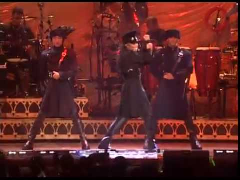 Janet Jackson - Rhythm Nation (HBO Special: The Velvet Rope - Live in Madison Square Garden)