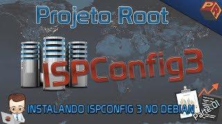 Instalando ISPConfig 3 no Debian - Parte 01