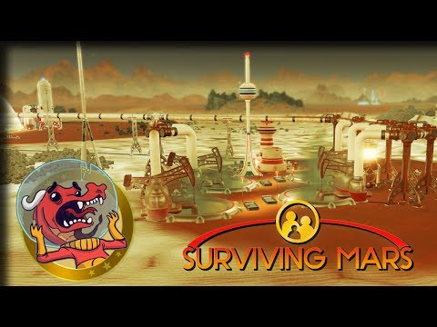 Water Woes – Surviving Mars Gameplay – Let's Play Part 11
