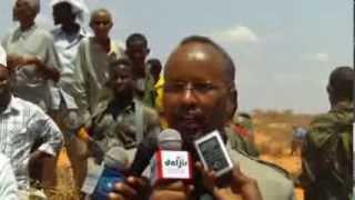 Wadada Galdogob   Galkacayo managing director Abdulqadir K Hashi video by Habib H Hashi