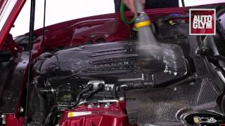 How to use Autoglym Engine & Machine Cleaner