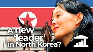 NORTH KOREA: Is KIM YO-JONG ta…