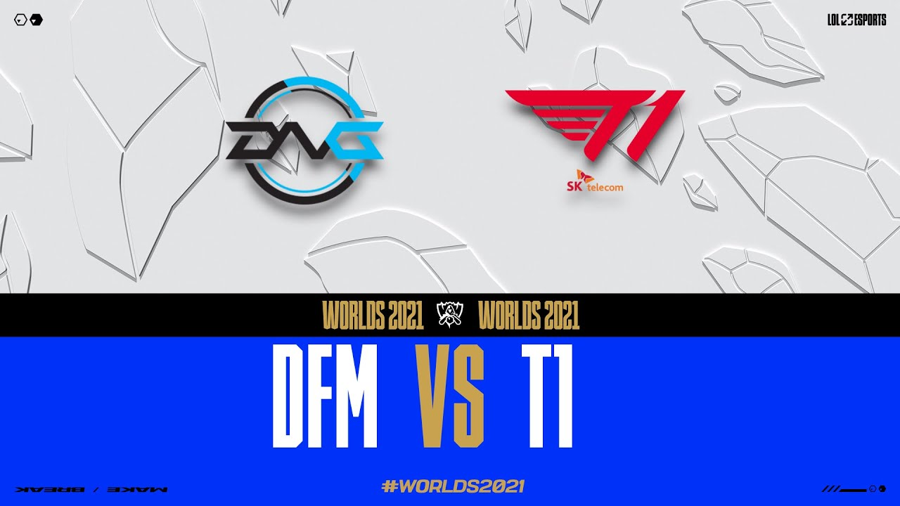 Download WORLDS 2021 - GROUPSTAGE DAY 1 - DFM vs T1