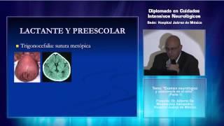 Exploración neurológica pediatrica - Dr. Alberto De Montesinos Sampedro