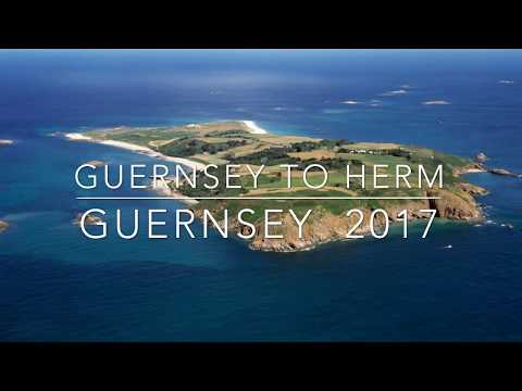 Ferry Guernsey to Herm Island (Guernsey 2017)