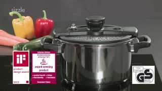 About the BRK Sizzle cookware line.