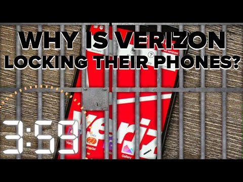 Why Verizon is locking down your smart phone (The 3:59 Ep. 354)