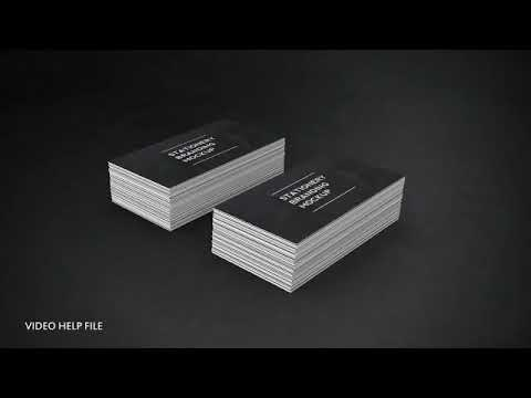 Video Corporate Identity Mockup   After Effects template