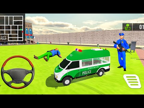 Police Ambulance Rescue Driving Simulator – City Police Ambulance Games #24 - Android Gameplay