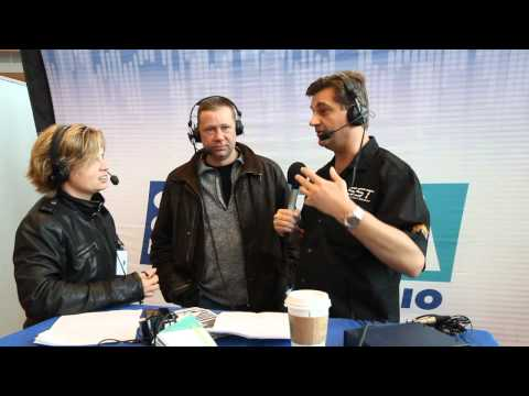 Rick Walker talks on CFRA News Radio about the Ottawa Auto Show