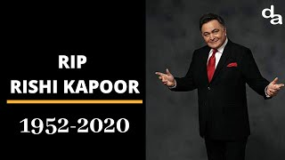 Rishi Kapoor, Veteran Actor Passes Away In Mumbai At The Age Of 67