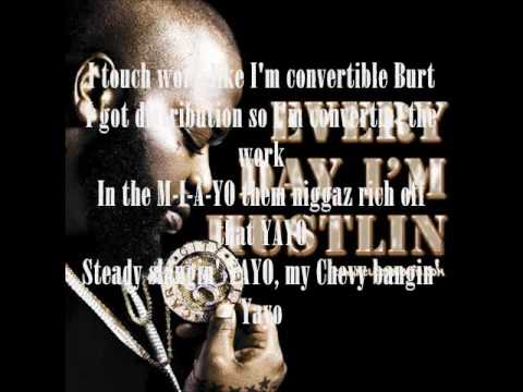 Rick Ross & D´can Guff - HUSTLIN RmX Mp3