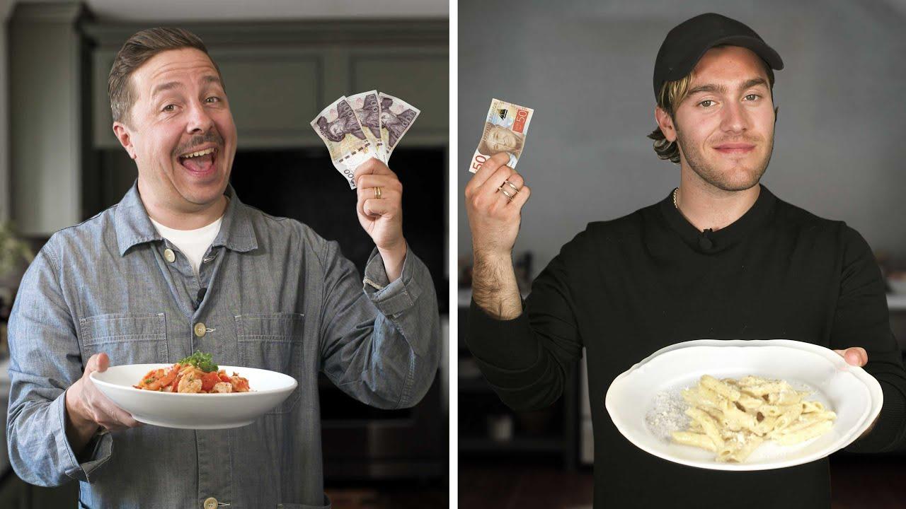 Download Amatör får 10.000, proffs 50 – vem gör godast pasta?