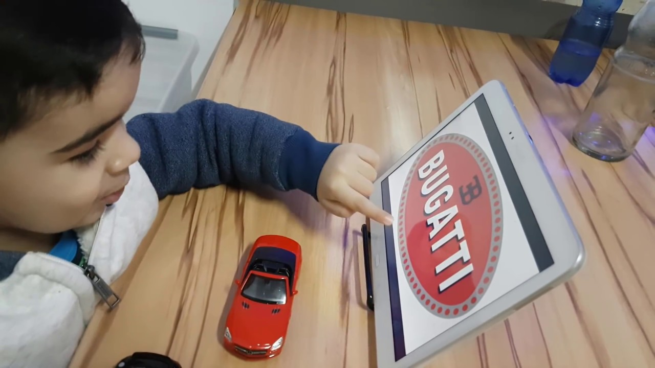 How To Remove Car Emblems >> Car Logos and Names with Dlan's Toys - YouTube