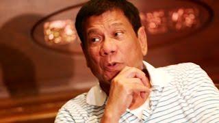 Rodrigo Duterte Inaugurated as Philippines President