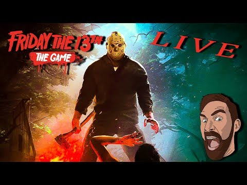 Friday the 13th - Live Stream At Its Best
