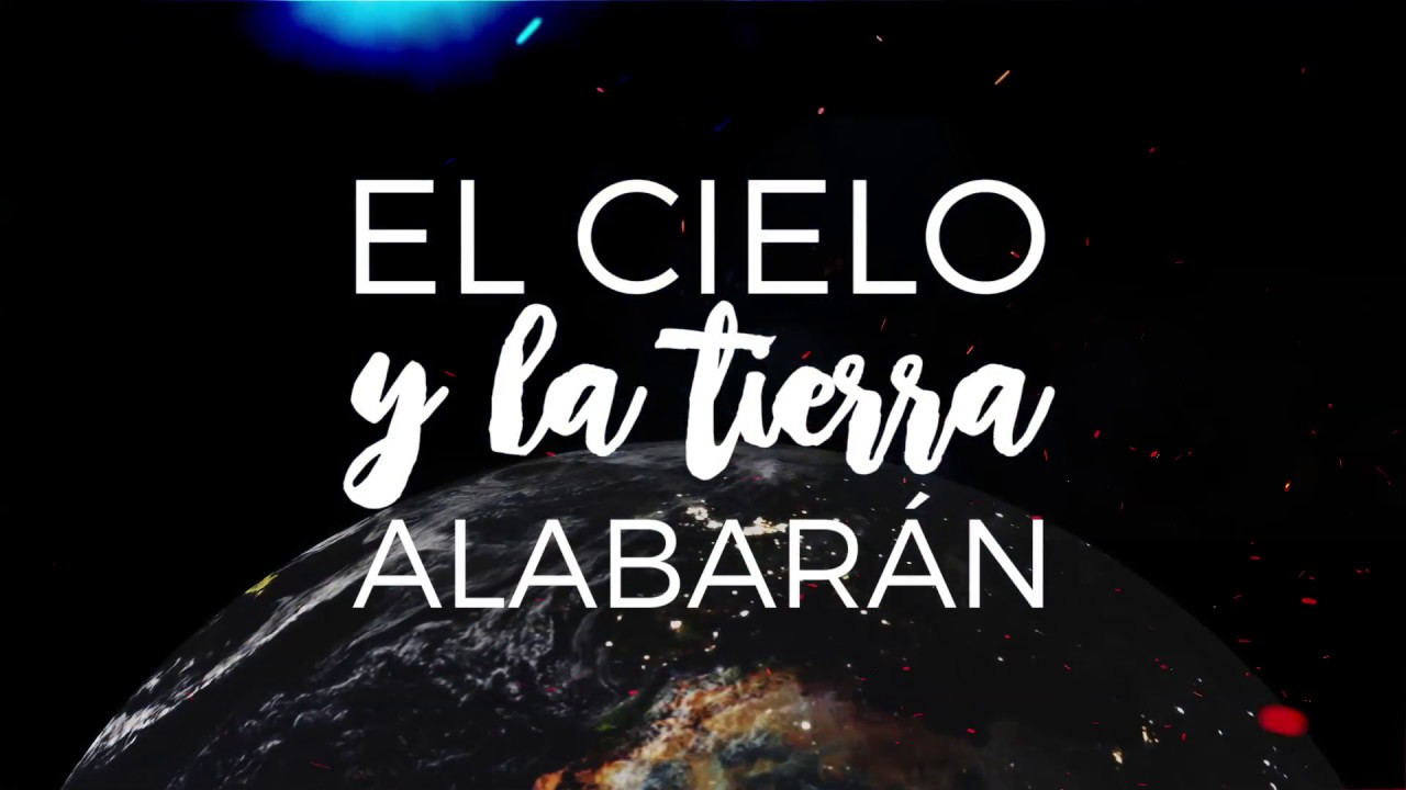 Julio Melgar El Cielo Y La Tierra Lyric Video Oficial Youtube