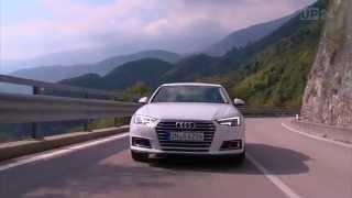Der Neue Audi A4 Leichter, Stärker, Sparsamer | Automototv Deutsch