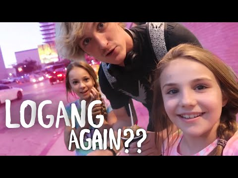 Did we make up with Logan Paul?