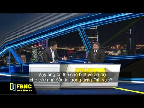 Ông Neil MacGregor - GĐ Điều hành Savills Việt Nam (P1)