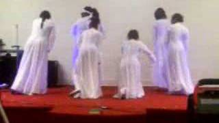 """Order My Steps"" Movements of Praise (Praise Dance Ministry)"