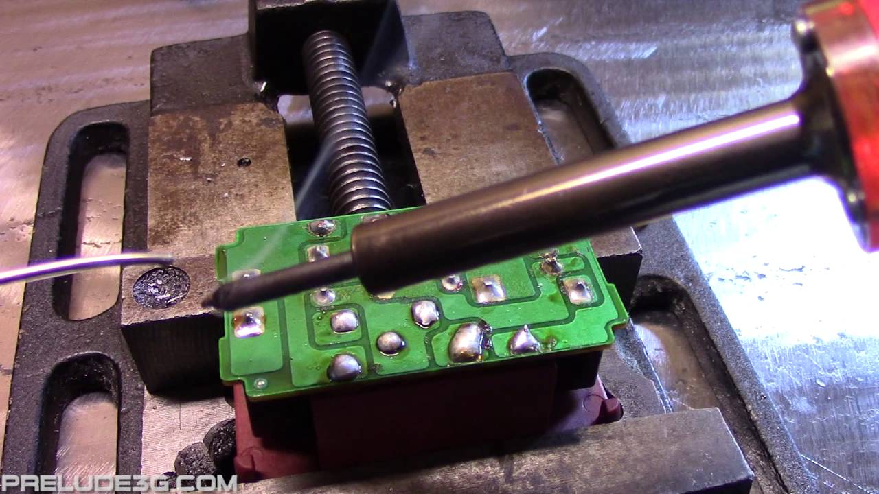 Common Problem  Fixing The Main Relay