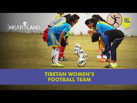 A Team Without A Nation | Tibetan Women's Football Team In India | Unique Stories From India