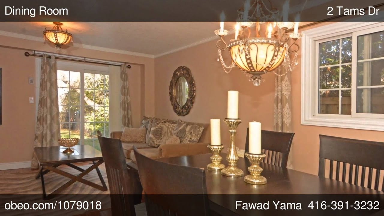 2 Tams Dr Ajax ON L1Z1A3 Fawad Yama Right At Home Realty Inc