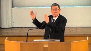 20141207浸信會仁愛堂主日信息_李朝成牧師