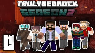 Truly Bedrock 2 ⯈ ESCAPE FROM THE NETHER ⯈ EP 000