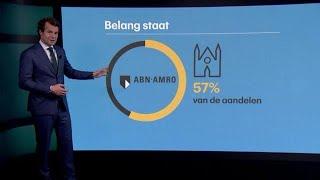 Staat wil ABN niet helemaal loslaten - RTL Z NIEUWS