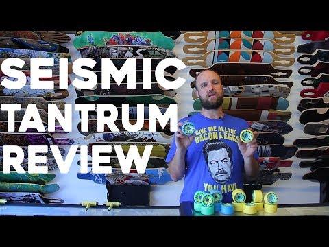 Seismic Tantrum Review