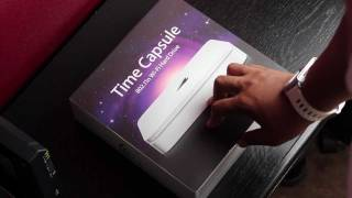 New 2011  Time Capsule 3TB Unboxing/