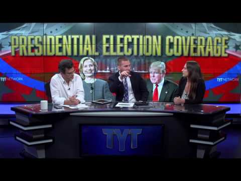 NBC Presidential Forum: The Young Turks Summary