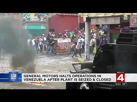 General Motos halts operations in Venezuela after plant is seized and closed