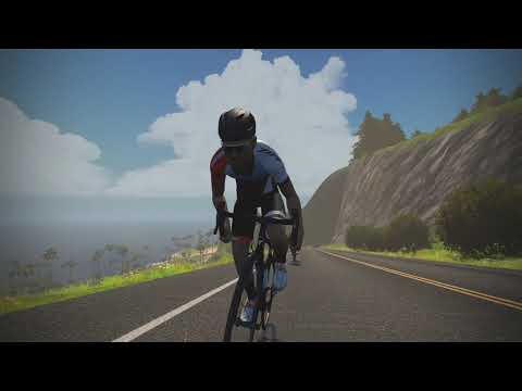 Esports race to cycling with first Zwift Pro Cycling League