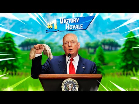 Fortnite Memes Donald Trump Does Not Approve