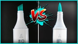 Download Chisel Tip VS Brush Tip ~ Copic Marker Art Challenge (drawing with all my copics) Mp3 and Videos