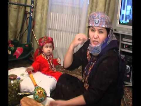 Turkmen prikol Jeren Durdyyewa  2 nji