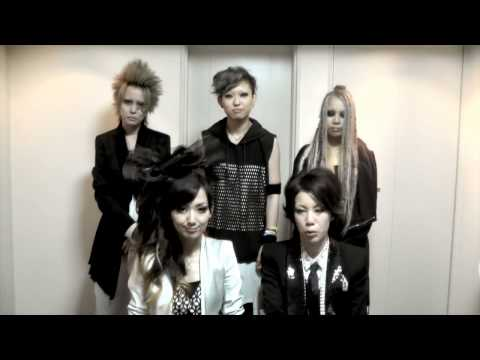 exist†trace『WORLD MAKER』リリース!-激ロック動画メッセージ