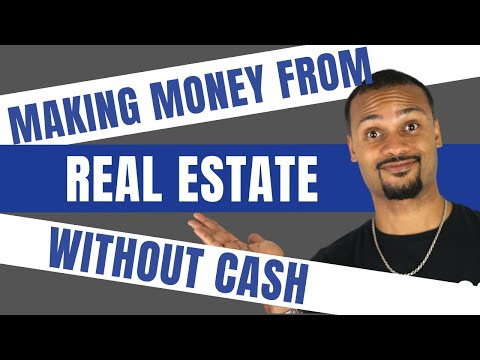 Do Property Management to Make Money off Real Estate without Cash or Credit