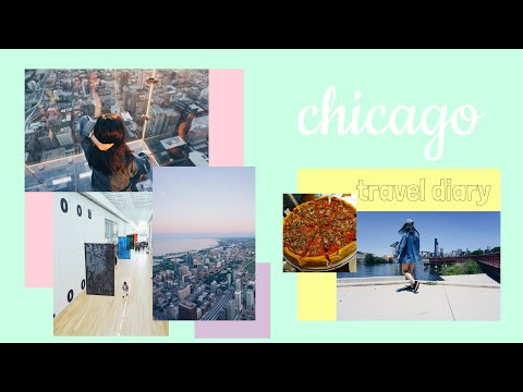 chicago travel diary
