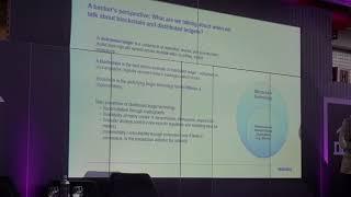 Nordea Blockchain Journey: DLT VS Blockchain (4/7)