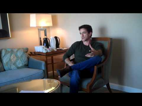 Dermot Mulroney Interview For The Grey Part 1